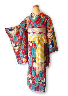 mamechiyo: hana-kusudama (bright!)