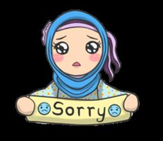 Flower Hijab - LINE Creators' Stickers