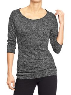Women's Old Navy Active Burnout Tees Product Image