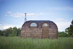 IGLUSAUNA | Skandynawskie, przydomowe sauny typu igloo | Domki saunowe