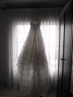 My wedding dress by Pronovias