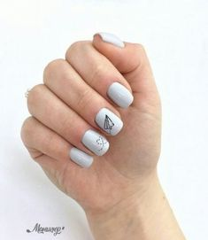 Super Nails Cute Disney Manicures Ideas - Beauty is Art Disney Manicure, Nail Manicure, Nail Polish, Cute Acrylic Nails, Cute Nail Art, Super Cute Nails, Pretty Nails, Nails Ideias, Hair And Nails
