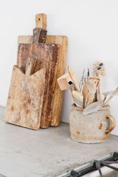 Breadboards and kitchenware | Photographer Barbara de Hosson/ Beeldig beeld | vtwonen September 2014