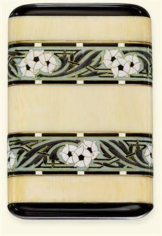 Art Deco  Boucheron Cigarette Case