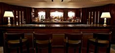 One of Mayfair's 5 star hotels is making better use of its old luggage room and has turned it into a cocktail joint – GENIUS!