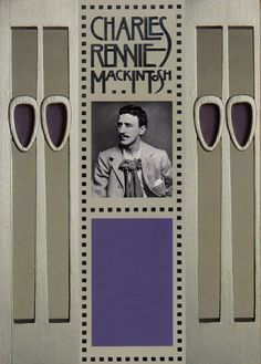 Charles Rennie Mackintosh by Jocelyn Grigg in collaboration with the Glasgow School of Art (1991)  For bootpainter.   Published by W. & R. Chambers Ltd., Edinburgh, 1991. Printed in Scotland by Swains (Edinburgh) Ltd.