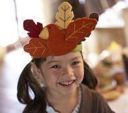love this turkey headband
