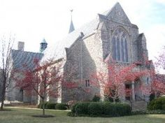 Second Presbyterian Church - Lexington, KY. I worked here for the Alzheimer's association. Really neat church.