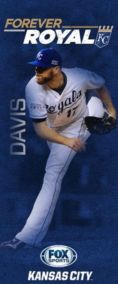 2015 'Forever Royal' pole banners | FOX Sports - Wade Davis Pro Baseball Scores, Baseball Posters, Baseball Dugout, Baseball Banner, Royals Mlb, Kc Royals Baseball, Kansas City Missouri, Kansas City Chiefs, Sporting Kansas City