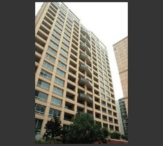 Museum Tower $1425 - $1800 1 Bed/1 Bath 620 Sq. Ft.