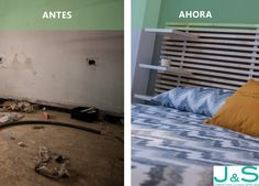 Recursos para cambiar de habitación: de niños a adolescentes – Deco Ideas Hogar Living Spaces, Bed, Furniture, Home Decor, Girl Rooms, Floors, Blue Prints, Decoration Home