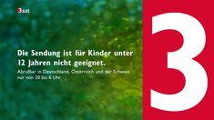 Diese Sendung ist erst ab 20:00 Uhr innerhalb Deutschland, Österreich und der Schweiz verfügbar.