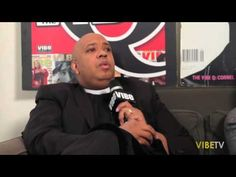 Rev Run on  RUN DMC's Induction Into the Rock 'N' Roll Hall of Fame