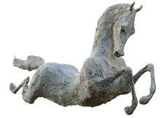 Le cheval ‹ Raghad Sculpture