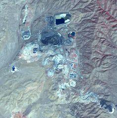 Goldstrike Mine, Nevada #nasa