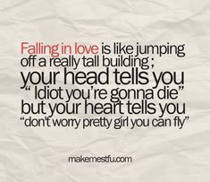 This is what love is like u have to take a. Chance for the one you love and it might be a mistake but u went for it