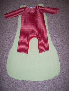 How to Keep Baby Warm at Night by Making your own Sleep Sack - InfoBarrel