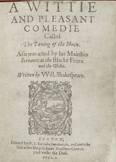 William shakespeare quartos a midsommer nights dreame 1600 image result for shakespeare quarto etching fandeluxe Images