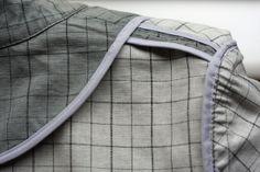 Sewing 101: Bias Bound Seam - Tutorial