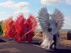Carnival in Margate