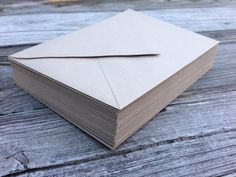 Hey, I found this really awesome Etsy listing at https://www.etsy.com/listing/206435358/50-a7-paper-bag-kraft-envelopes-5x7