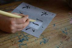 Chinese Writing Activities