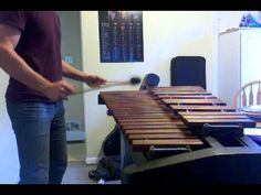 """i woke this morning from a dream that i figured out how to play """"party rock anthem"""" by lmfao on marimba. lo and behold, someone already has! i am still so in love with this instrument."""