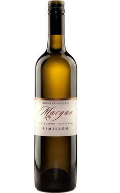 Margan White Label Semillon 2018 Hunter Valley - 12 Bottles Lime Sherbet, Fresh Oysters, Sashimi, Pretty Good, Grapefruit, White Wine, Wines, Bottles, Label