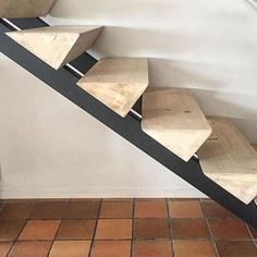 Stairs Design Ideas Loft Stairways Ideas The Effective Pictures We Offer You About interior Stairs A quality picture can tell you many things. You can find the most beautiful pictu Interior Stairs, Interior Architecture, Interior And Exterior, Stairs Architecture, Loft Stairs, House Stairs, Modern Stairs, Rustic Stairs, Stair Railing