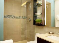 Bathroom Interior Design Ideas Indigo Hotel Chelsea Manhattan New York City NYC