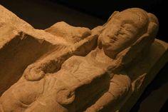 Damita del Corral de Saus, Museo Arqueológico de Valencia