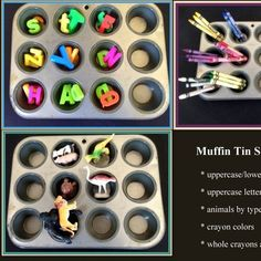 http://kidsactivities.about.com/od/CreativePlay/ss/Muffin-Tin-Sorting-Games.htm