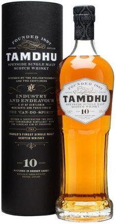 Tamdhu 10 Year Single Malt Scotch Whisky