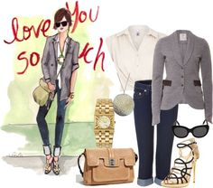 """""""love you so much"""" by vanessashark on Polyvore"""