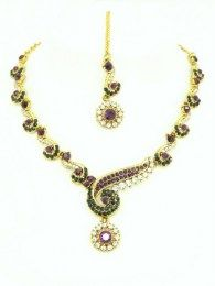 Peacock Design All New Designed Exclusive Necklace Set