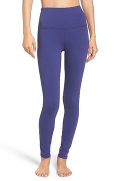 Free shipping and returns on Zella Live In High Waist Leggings at Nordstrom.com. Moisture-wicking construction keeps you cool as your workout warms up in stretchy, figure-sculpting leggings with a no-slip waistband.