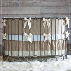 j'adore crib-to-cradle in pewter by Bratt Decor. My dream crib for my baby girl.