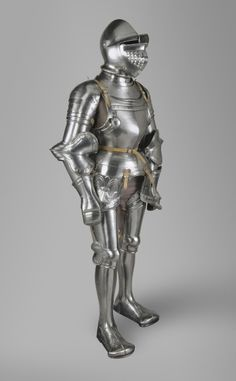 Philadelphia Museum of Art - Collections Object : Field Armor