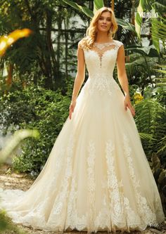 Vanilla Sposa 1805, collectie 2018
