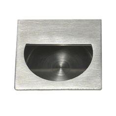 Linnea Flush Pull RPS-45 for sliding bypass doors