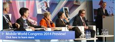 Entrepreneurs preparing for MWC 2014  The creator of the most popular social network (Facebook) in the world, Mark Zuckerberg , will participate as a speaker at the opening day of Mobile World Congress in Barcelona (MWC ) . 75,000 Congress is being