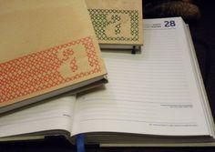 Agenda para anotar dia a dia