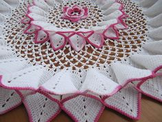 Pleat Repeat Doily by Nancy Heame | by Nik_OC
