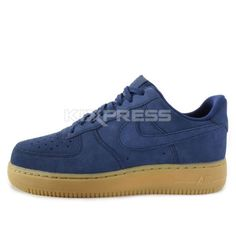18307d67f0c Nike-Air-Force-1-488298-435-NSW-Casual-Mid-Navy-Gum-Light-Brown