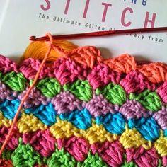 Crochet Diagonal Tutorial