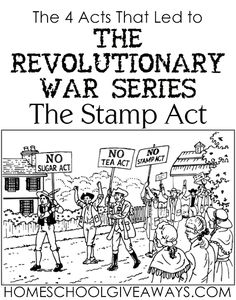 4 Acts That Led to The Revolutionary W.The 4 Acts That Led to The Revolutionary W. The 4 Acts That Led to The Revolutionary War Series: The Stamp Act - Homeschool Giveaways Revolutionary War Battles Scavenger Hunt -Task. by Think Tank 4th Grade Social Studies, Social Studies Activities, Teaching Social Studies, Teaching History, History Education, History Classroom, Teaching Resources, Free Activities, Teaching Tools
