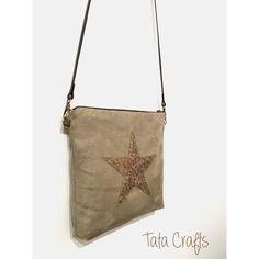 Bolso antelina, RUMS #33/16   Tata Crafts