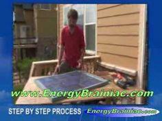 Solar Panels - How to Make a Homemade Solar Panel