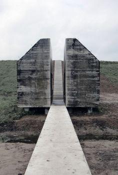 simetry  Bunker 599 / Rietveld Landscape