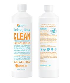 This product replaces 3 common household cleaners.  At 19.95 it is very affordable to go Toxic Free